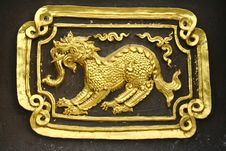 Free Thai Pattern Royalty Free Stock Photography - 14659837