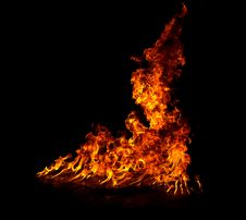Free Flame Royalty Free Stock Image - 14659846