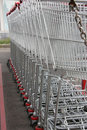Free Shopping Carts Royalty Free Stock Images - 14662719