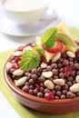 Free Chocolate Breakfast Cereal Royalty Free Stock Image - 14663276