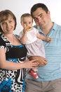 Free Family Portrait Stock Photos - 14666553