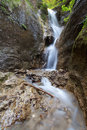 Free Waterfall In Slovakia Royalty Free Stock Photo - 14669065