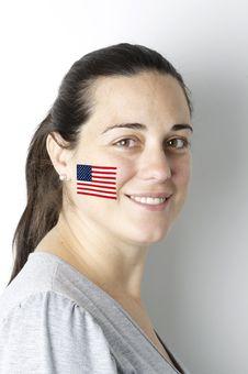 Free American Football / Soccer Fan Stock Photo - 14660030