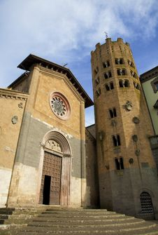 Free Medieval Italian Church Stock Photography - 14660182