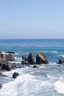 Rocky Coastline Stock Photos