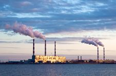 Free Power Station Royalty Free Stock Photo - 14661465