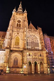Free Cathedral St.Vitus Royalty Free Stock Photos - 14661608