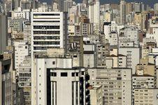 Sao Paolo Stock Image