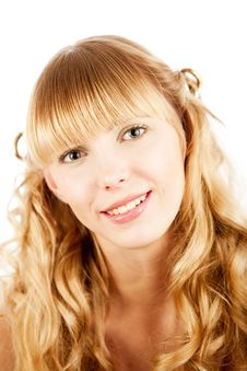 Free Blond Girl Stock Photography - 14661792