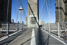 Free Brooklyn Bridge Stock Photo - 14662960