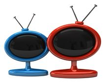 Free Retro Tv Stock Image - 14663321