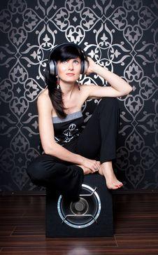 Free Music Royalty Free Stock Image - 14663906