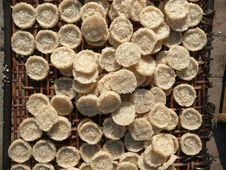 Free Drying Rice Cakes Stock Photo - 14664360