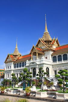 Free Grand Palace Stock Photography - 14666312