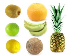 Free Selection Of Fruits Royalty Free Stock Photos - 14667208