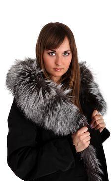 Free Fur Colar Stock Image - 14667401