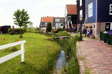 Free Dutch Houses Stock Images - 14667954