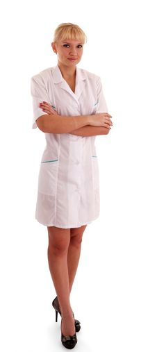Free Nurse Stock Photo - 14668080