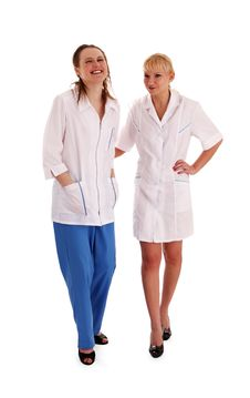Free Doctor And Nurse Stock Images - 14668204