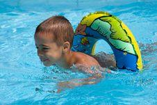 Free I Can Swim Royalty Free Stock Photos - 14668408