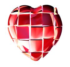 Free Broken Heart Royalty Free Stock Photography - 14669067