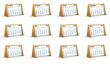 Free Year 2011 Complete Set Stock Photos - 14669223