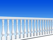 Free Balustrade Royalty Free Stock Photo - 14669825