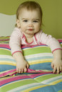 Free Baby Girl Stock Photography - 14672632