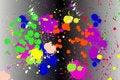 Free Paint Splats Stock Image - 14672881