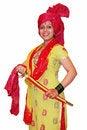 Free Indian Warrior Royalty Free Stock Photos - 14673938