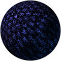 Free Dark Blue Marbled Sphere Ball Royalty Free Stock Photos - 14678338