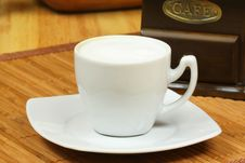 Free Cappuccino Stock Photos - 14670163