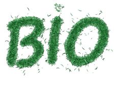 Free Text Bio Of The Grass Stock Photos - 14670233