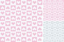 Free Vector Valentine Background Stock Images - 14670304