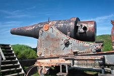 Free Old Cannon Stock Photography - 14671702