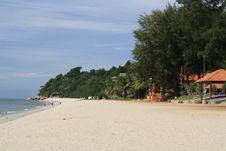 Free Beautiful Beach Royalty Free Stock Photos - 14673808