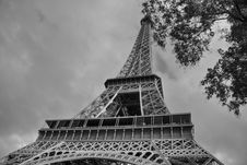 Free Tour Eiffel In Paris Royalty Free Stock Image - 14673866