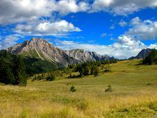 Free Dolomites, Italy, 2003 Stock Photo - 14673890