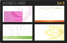Free Business Cards Royalty Free Stock Photos - 14674348