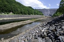 Free Fontana Dam Royalty Free Stock Images - 14674749