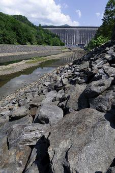Free Fontana Dam Stock Photo - 14674760