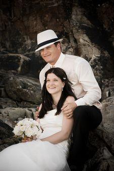 Free Bride And Groom Stock Photo - 14675960