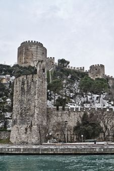 Free Turkey, Istanbul, The Rumeli Fortress Royalty Free Stock Images - 14676579