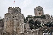 Free Turkey, Istanbul, The Rumeli Fortress Stock Images - 14676584