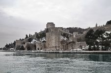 Free Turkey, Istanbul, The Rumeli Fortress Stock Image - 14676651
