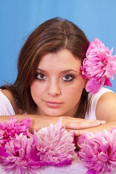 Free Beautiful Woman Stock Photography - 14677082