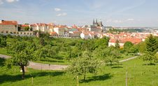 Free Prague Castle Stock Photo - 14677420