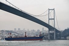 Free Turkey, Istanbul, Bosphorus Channel Stock Images - 14677434