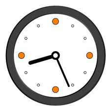 Free Clock Royalty Free Stock Image - 14677506