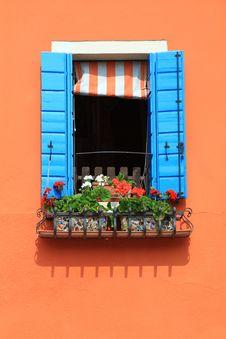 Free Venetian Window Stock Images - 14677994